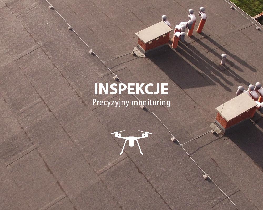 Inspekcje dron