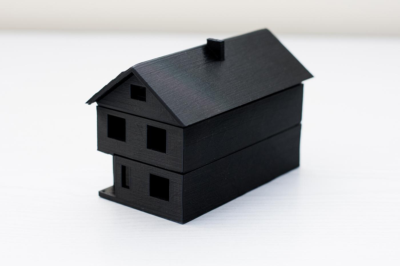 druk 3D dom