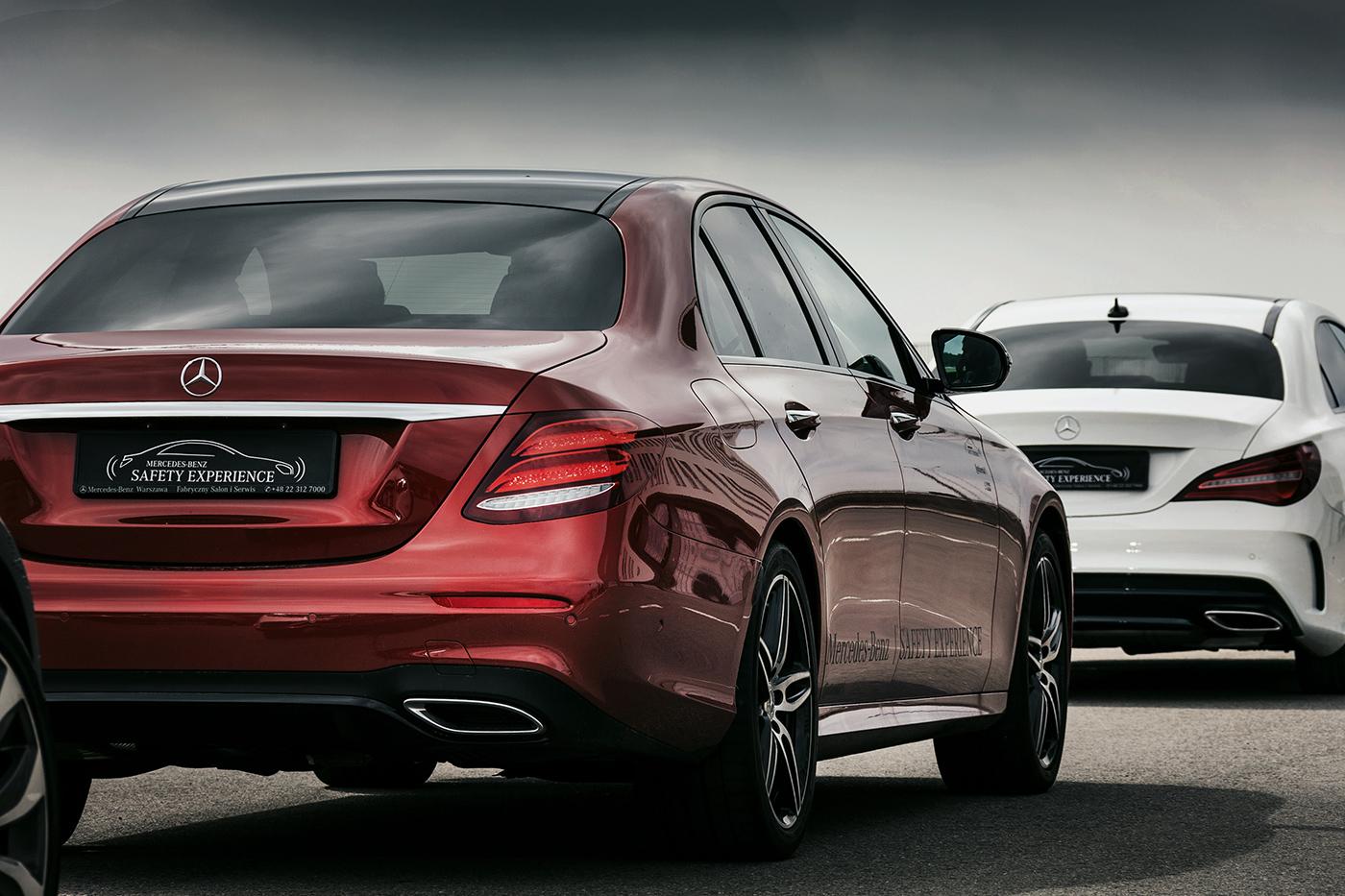 Mercedes Benz Safety Experience Autodrom Jastrząb