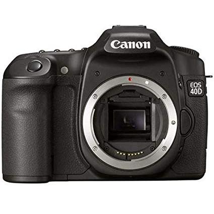 wypożyczalnia Canon 40D