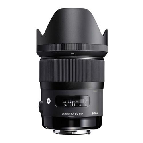 Wypozyczalnia SIGMA OBIEKTYW A 351.4 DG HSM Canon